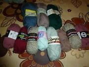 Knitting Wool Oddments