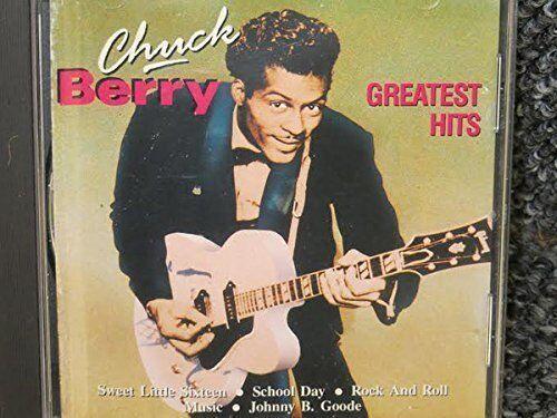 Chuck Berry Greatest hits (10 tracks) [CD]