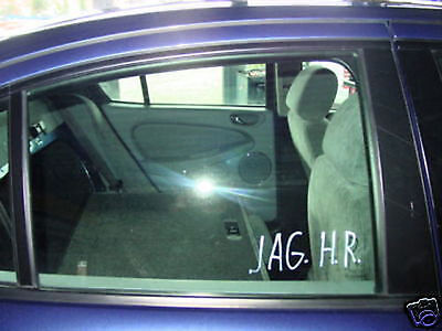 Fensterheber Reparatursatz Set Gleitstück Befestigungsclips HR für JAGUAR S-TYPE