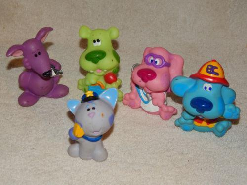 Blues Clues Figures | eBay