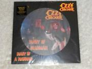 Ozzy Picture Disc