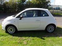 FIAT 500 POP PETROL 3 DOOR MANUAL 34000 MILES £31 PER WEEK 2009 REG