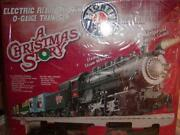 Lionel Holiday Train Set