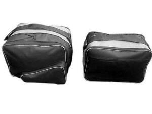 PANNIER LINER BAGS LUGGAGE BAGS FOR BMW VARIO R1200 GS WITH OUTER POCKET