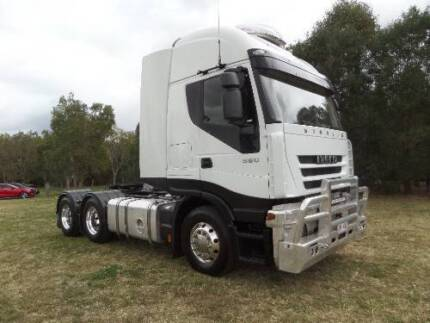 Iveco Stralis AT/AS/AD Primemover (U1968) Rocklea Brisbane South West Preview