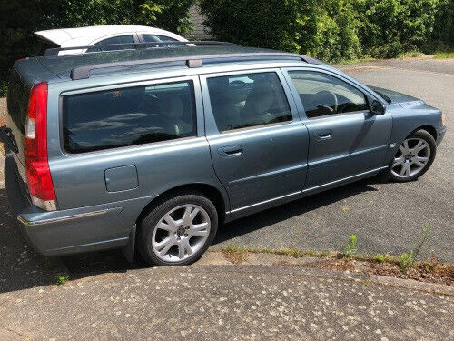 Volvo V70 Automatic D5 2 4L, Turbo Charge 5 Cylinder, 184k Full Service  History MOT May 2020   in Stowmarket, Suffolk   Gumtree