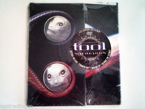 Tool DVD: DV... Tool Salival Cd Ebay