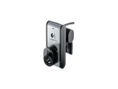 Logitech C120 QuickCam USB Webcam Windows 10//8//7//Vista 1.3MP Video Capture skype