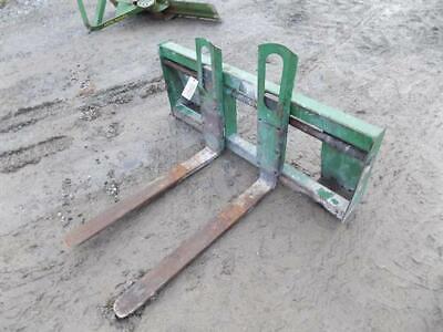 38 Pallet Forks Fits John Deere 400 Series Loaders Stock 115322