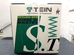 TEIN S.TECH LOWERING SPRINGS 95-99 ECLIPSE 2WD