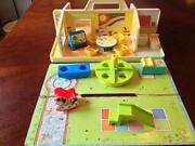 Vintage Fisher Price Little People Nursery