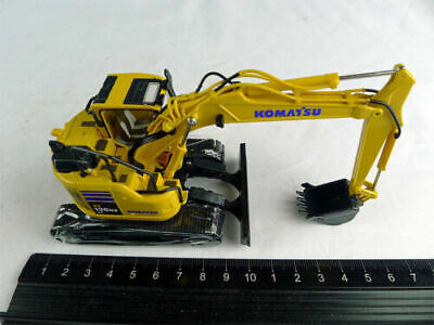 1/50 Komatsu PW148-10 8083 Wheel Excavator Truck Diecast Vehicle Model Toy Gift