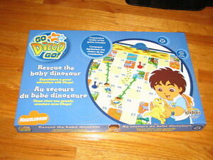 Go Diego Go!  Children's Board Game London Ontario image 1