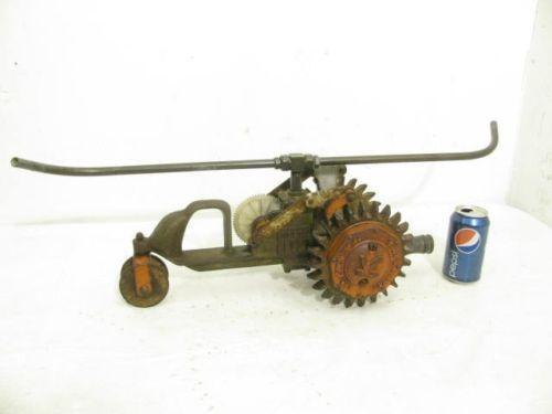 Nelson Tractor Sprinkler Parts Repair : Walking sprinkler ebay