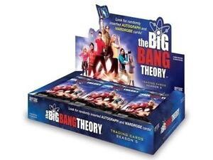 Cryptozoic The Big Bang Theory Season Five 5 Base 68 Card Set & Seal Pack