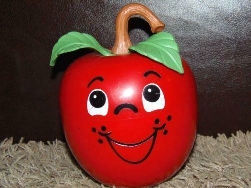 Fisher Price Happy Apple Ebay