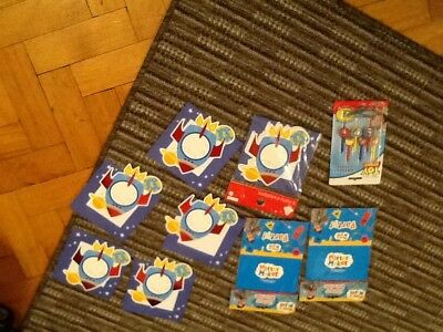 Party invites various packs,Spider-Man serviette and Toy  Story birthday candles for sale  Mold