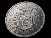 1956 Half Crown