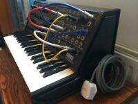 Korg MS20 analogue synthesizer