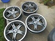 Scion XB Wheels