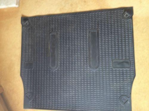 Land Rover Boot Mat Ebay