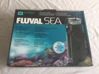 Fluval Sea PS1 Marine Protein Skimmer - Used,But Complete & Working