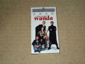 A FISH CALLED WANDA, VHS MOVIE, EXCELLENT CONDITION