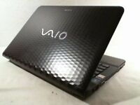 l@@k l@@k Sony Vaio VPCEG25EN 2nd Gen Core i3 320GB HDD WIN 10 Laptop