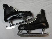 Vintage Hockey Skates