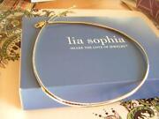 Lia Sophia Trish Necklace