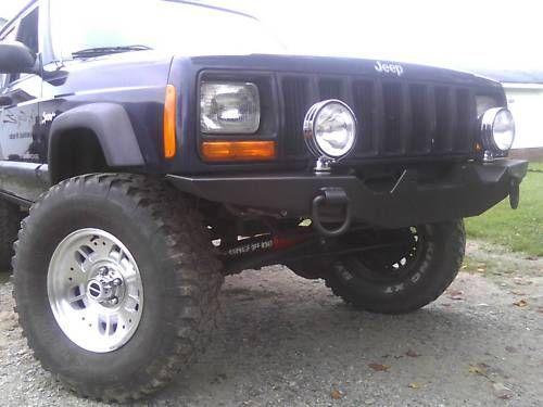 Jeep Xj Off Road Bumper Ebay