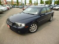 2004 VOLVO S80 2.5T AWD ..(ONLY 83,000 KMS)
