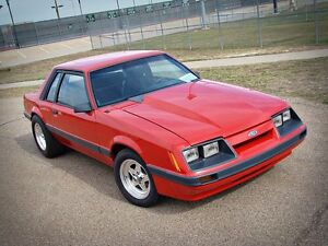 WANTED MUSTANG FOXBODY  COUPE !!!