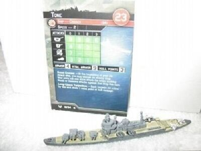 Axis and Allies Naval Miniatures
