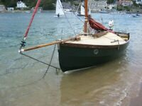 Winkle Brig 16ft Gaff Rigged Sailing Boat Project