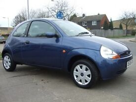 2008 FORD KA ONLY 53k MILES FULL SERVICE HISTORY £995