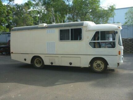 Bedford KDL 1975 Motorhome Conversion