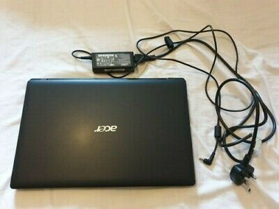 "Acer Aspire 5742 Z Windows 10 3GB RAM 500GB HDD Intel Pentium P6100 15.6"" Laptop"