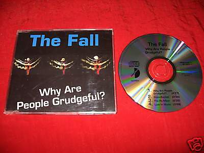 The Fall   Why Are People Grudgeful   Rare Import 1993  Cds Perm9  Cd Ex