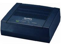 ZyXEL P-660R ADSL modem