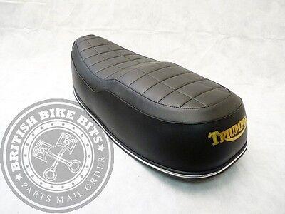 DUAL SEAT US   TRIUMPH T140 BONNEVILLE  TR7 TIGER