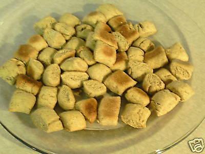 PEANUT BUTTER DOG TREATS - COOKIES  25 Treats HOMEMADE with Love! Dog Peanut Butter Cookies