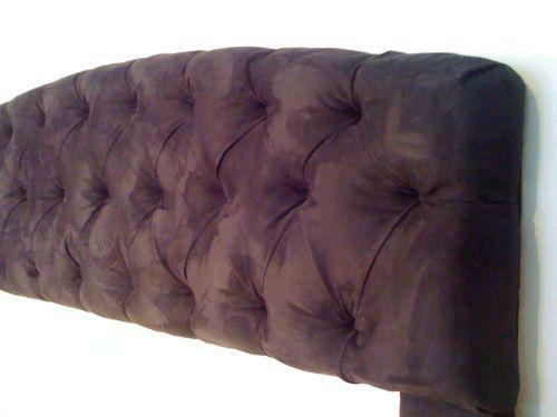 tufted headboard king  ebay, Headboard designs