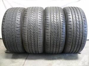 245/45R18 Michelin Primacy MXV4 Set of 4 Used allseason tires 80%tread left Free Installation and Balance