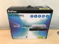 EnVivo USB Turntable 57784 For Sale