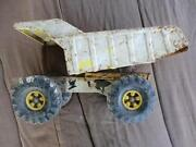 Pressed Steel Toy Trucks