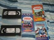 Thomas The Tank Engine and Friends VHS
