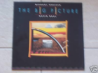 Michael SHRIEVE & David BEAL - The Big Picture / 1989 !