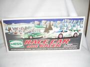 Hess Race Car and Racer