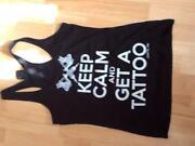 Keep Calm T Shirt Ladies
